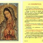 Oración La Magnífica o Magnificat