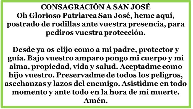 Las 10 mejores oraciones a San José, esbiblia