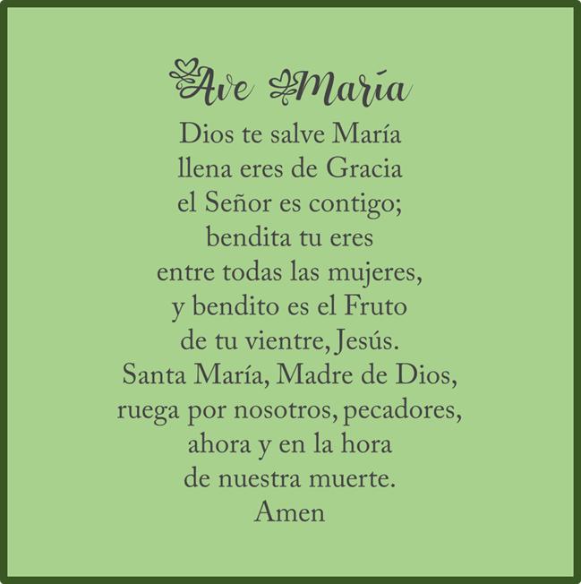 10 mejores oraciones a la Virgen María, esbiblia