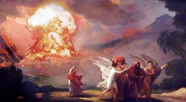 Sodoma, Gomorra y las consecuencias del pecado, esbiblia