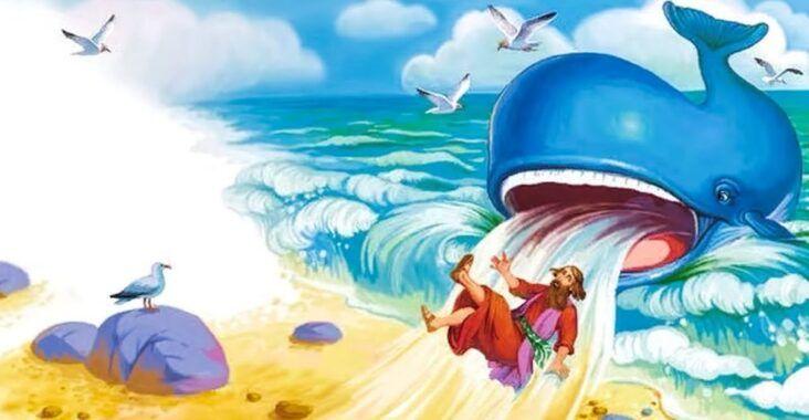 Historia de Jonás y la Ballena en la Biblia, esbiblia